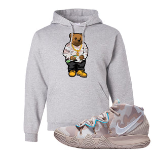 Nike Kybrid S2 What The Inline Pullover Hoodie | Sweater Bear, Ash