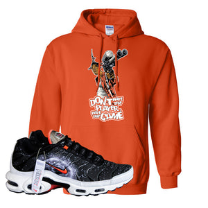 Air Max Plus Supernova 2020 Hoodie | Orange, Don't Hate The Playa