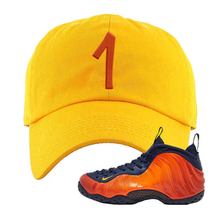 Foamposite One OKC Dad Hat | Gold, Penny One