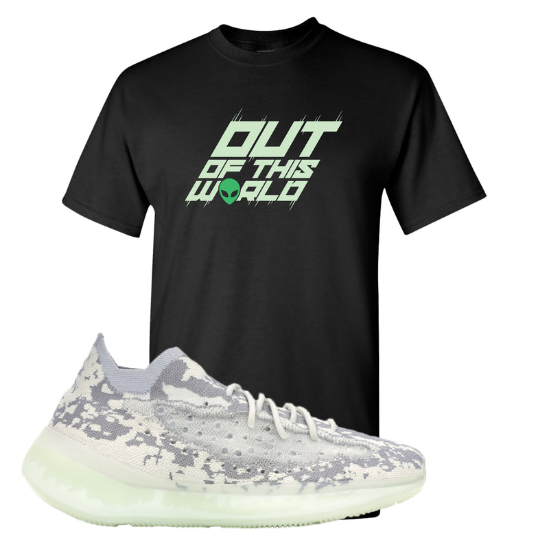 Yeezy 380 Alien T Shirt | Black, Outta This World