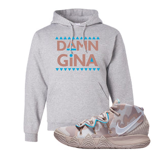 Nike Kybrid S2 What The Inline Pullover Hoodie | Damn Gina, Ash