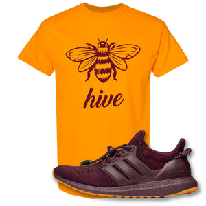 Bee Hive Tennessee T-Shirt to match Ivy Park X Adidas Ultra Boost Sneaker