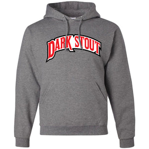Backwoods Dark Stout Oxford Pullover Hoodie