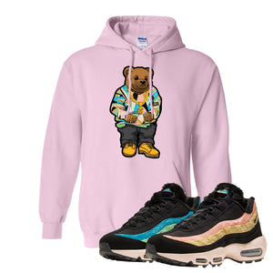 Air Max 95 Sergio Lozano Hoodie | Sweater Bear, Light Pink