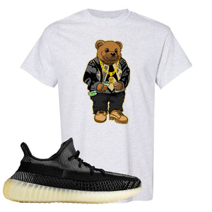 Yeezy Boost 350 v2 Carbon T Shirt | Sweater Bear, Ash