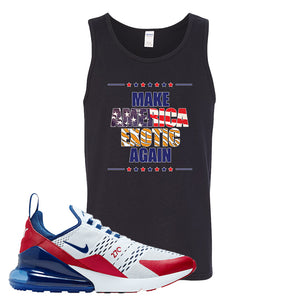 Air Max 270 USA Tank Top | Black, Make America Exotic Again