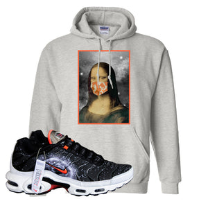 Air Max Plus Supernova 2020 Hoodie | Ash, Mona Lisa Mask