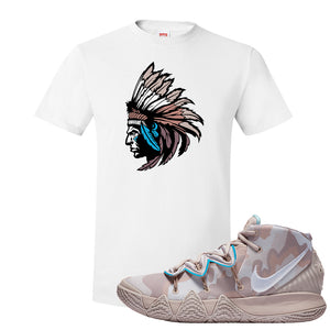 Nike Kybrid S2 What The Inline T-shirt | Indian Chief, White