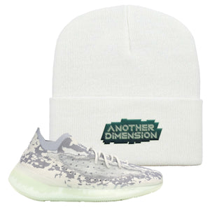 Yeezy 380 Alien Beanie | White, Another Dimension