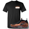 Foamposite Pro Hyper Crimson Sneaker Match Hello My Name Is Hype Beast Pablo Black T-Shirt