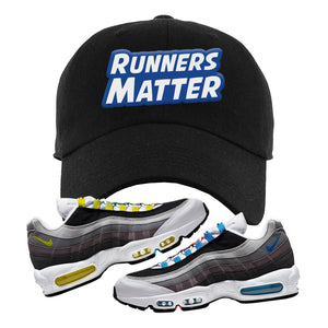 Air Max 95 QS Greedy Dad Hat | Black, Runners Matter