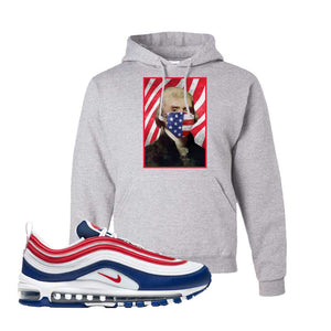 Air Max 97 USA Hoodie | Ash, Thomas & Jefferson Mask