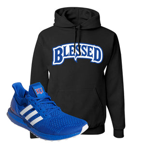 Ultra Boost 1.0 Kansas Hoodie | Blessed Arch, Black