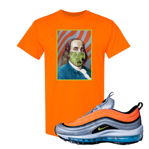 Air Max Plus Sky Nike T Shirt | Safety Orange, Franklin Mask