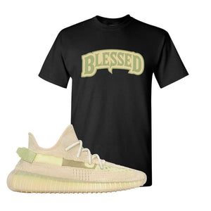 Yeezy Boost 350 V2 Flax T-Shirt | Black, Blessed Arch