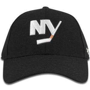 New York Islanders Wool Adjustable Baseball Cap