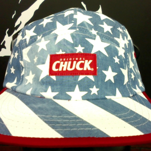 CHUCK INDEPENDENCE TIP OFF FIVE PANEL STRAPBACK