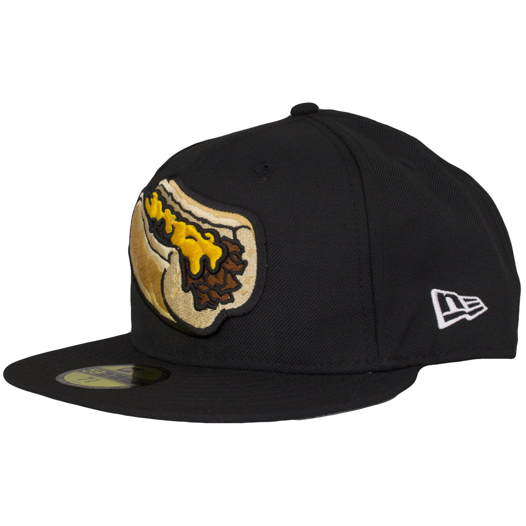 Lehigh Valley Iron Pigs Philly Cheesesteak Witout Black
