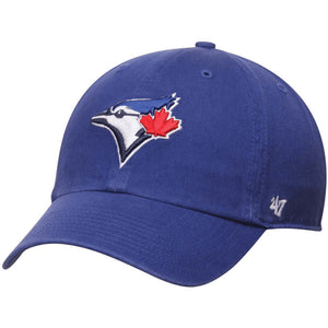Toronto Blue Jays Royal Blue Adjustable Baseball Cap