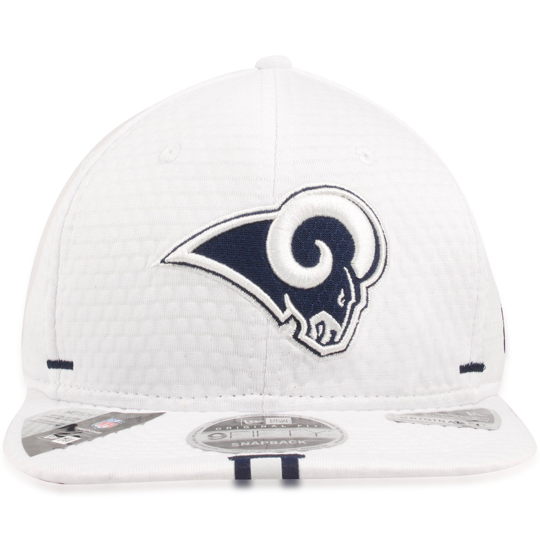 af1f86ce Los Angeles Chargers 2019 Training Camp White 9Fifty Snapback Hat