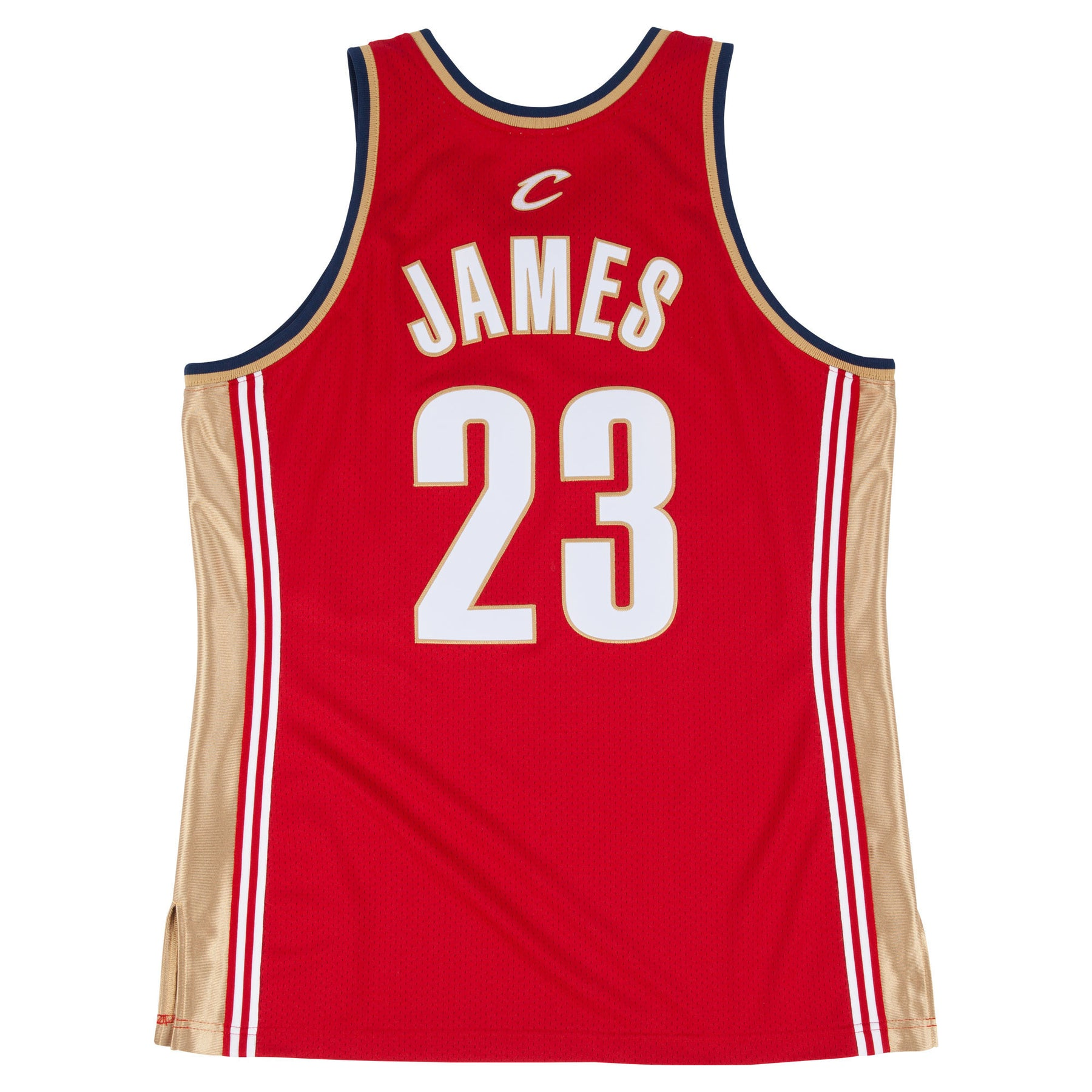 lebron throwback jersey. the · on back of cleveland cavaliers jersey james lettering is white and gold. vintage throwback #23 lebron e