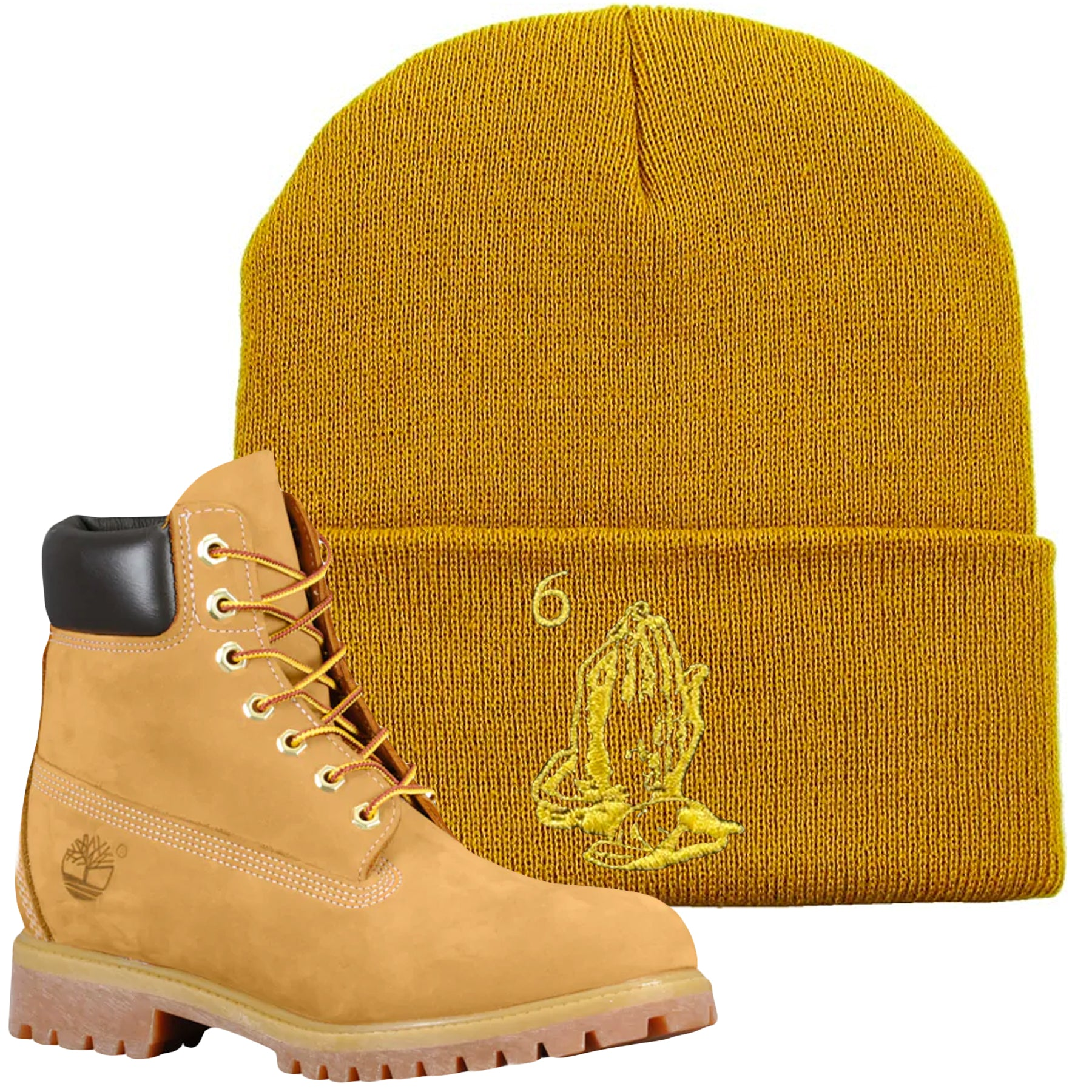 0d05c053 Match your Wheat Timbs from Timberland with this Timberland Boots matching  winter beanie
