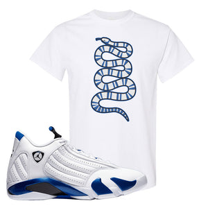 "Air Jordan 14 ""Hyper Royal"" T Shirt 
