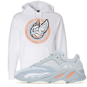Yeezy Boost 700 Inertia Hoodie | White, Young Fresh and Fly