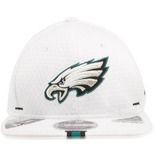 front of Eagles Training snapback white | Philadelphia Eagles 2019 Training snapback 950 white