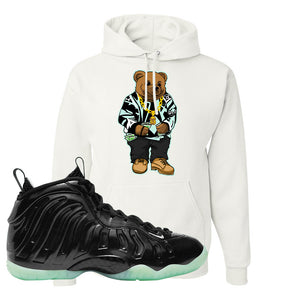 Foamposite One 2021 All Star Hoodie | Sweater Bear, White