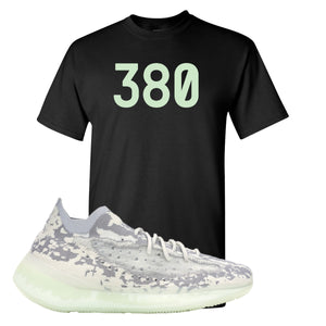 Yeezy 380 Alien T Shirt | Black, 380