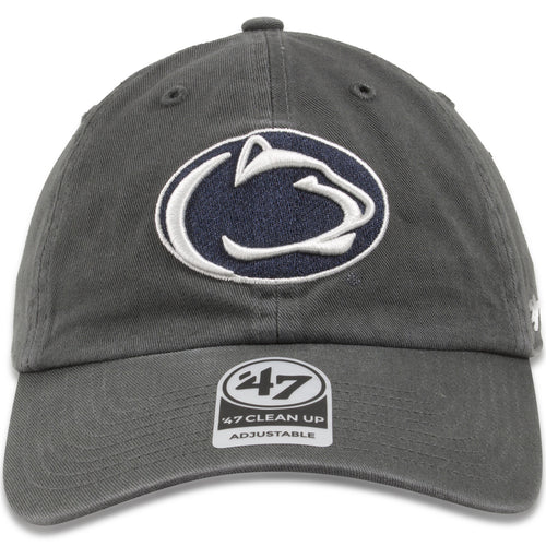 Penn State Nittany Lions Charcoal Adjustable Dad Hat