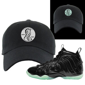 Foamposite One 2021 All Star Dad Hat | Penny, Black
