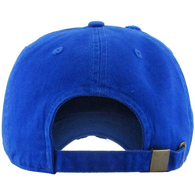 f1661dcef602 ... Jordan 5 Alternate Laney JSP Sneaker Matching Backwoods Blue Distressed  Dad Hat ...