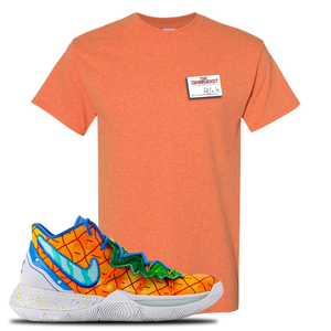 Kyrie 5 Pineapple House T-Shirt | Sunset, Rick