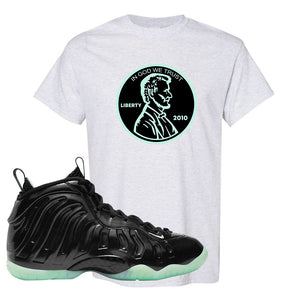 Foamposite One 2021 All Star T Shirt | Penny, Ash