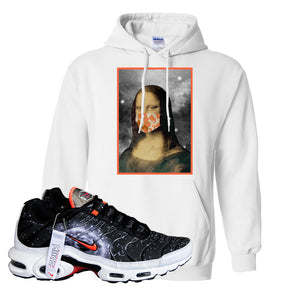 Air Max Plus Supernova 2020 Hoodie | White, Mona Lisa Mask