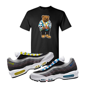 Air Max 95 QS Greedy T Shirt | Black, Sweater Bear