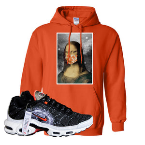 Air Max Plus Supernova 2020 Hoodie | Orange, Mona Lisa Mask