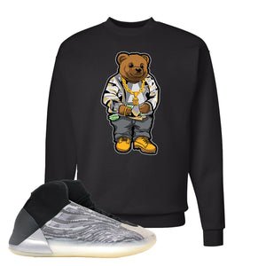 Yeezy Quantum Crewneck | Black, Sweater Bear