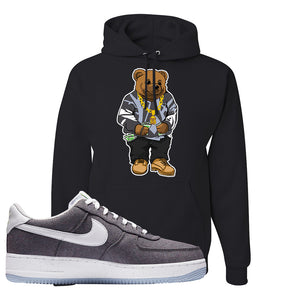"Air Force 1 Low ""Recycled Canvas"" Pullover Hoodie 