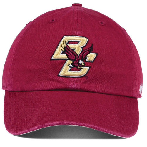 sale retailer 8cac9 236b8 Boston College Eagles Cardinal Red Adjustable Baseball Cap