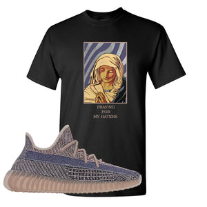 Yeezy Boost 350 V2 Fade T-Shirt | God Told Me, Black