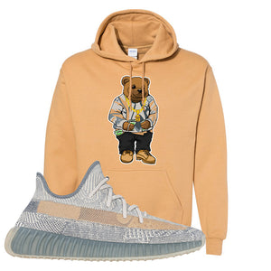 Yeezy Boost 350 V2 Israfil Hoodie | Old Gold, Sweater Bear