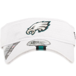 Philadelphia Eagles 2019 Training Camp White Visor