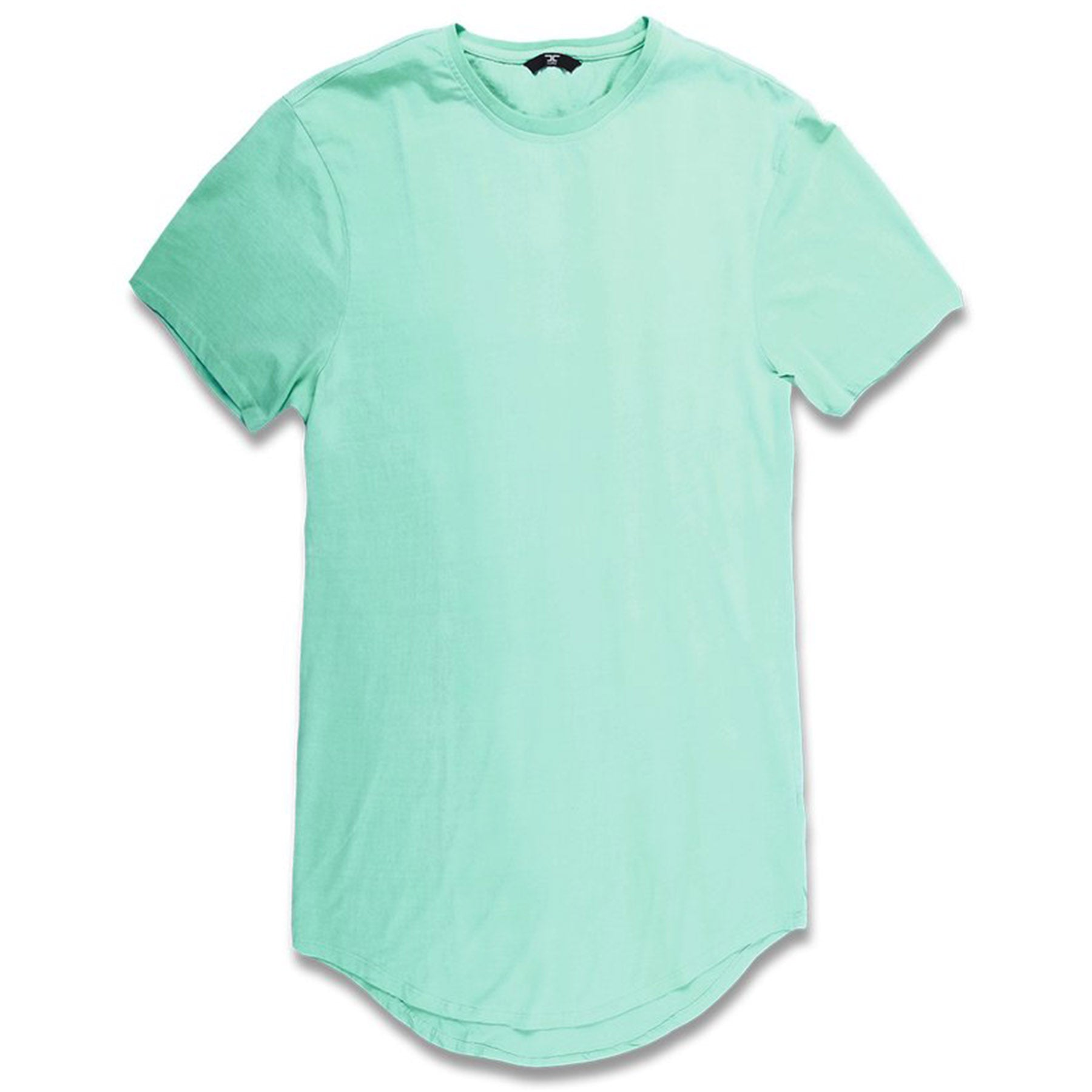 aa912c3805c the mint long tail t-shirt is mint with a crewneck