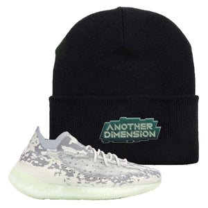 Yeezy 380 Alien Beanie | Black, Another Dimension