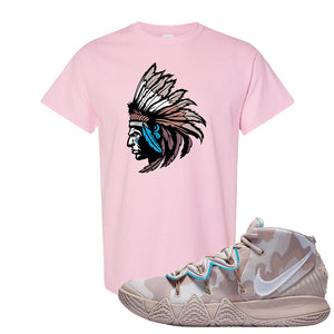 Nike Kybrid S2 What The Inline T-shirt | Indian Chief, Light Pink