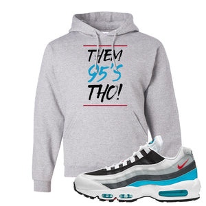 Air Max 95 Red Carpet Hoodie | Them 95's Tho, Gravel