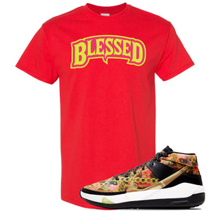 KD 13 Hype T Shirt | Red, Blessed Arch